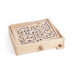 Gra zręcznościowa labirynt z kulkami