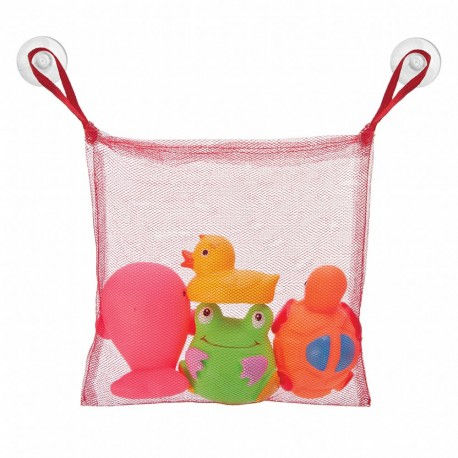 Zabawki do kąpieli z siatką