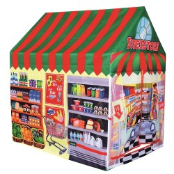 Namiot supermarket