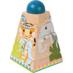 Piramidka dżungla