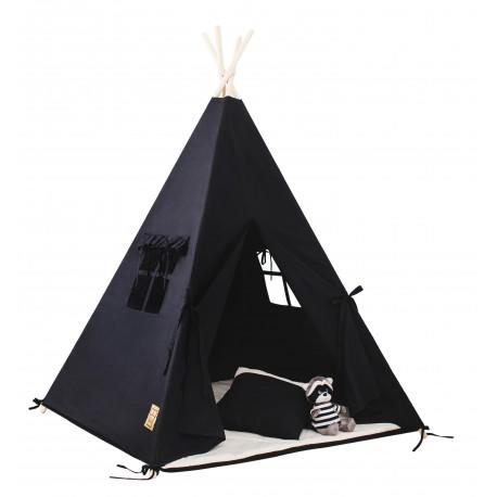 Namiot tipi dla dziecka Classic Black
