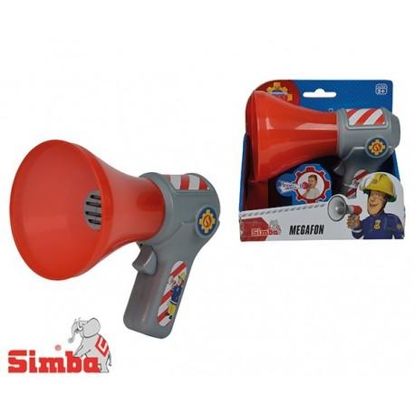 Megafon Strażaka Sama SIMBA