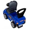 Jeździk Mega car - niebieski