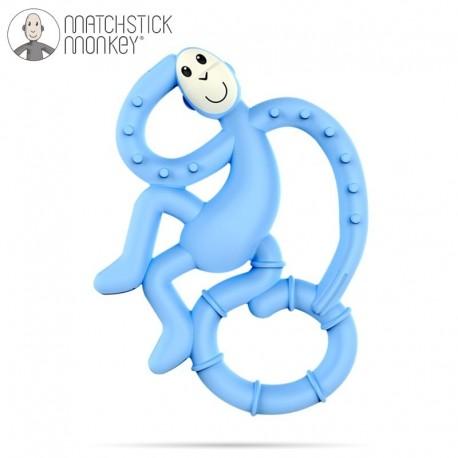 Matchstick Mini Monkey Light Blue Gryzak Masujący