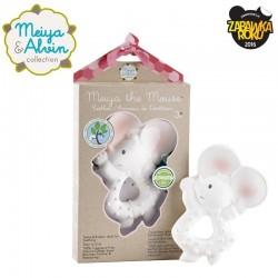 Meiya & Alvin - Meiya Mouse Organic Rubber Teether
