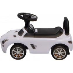 Jeździk Mercedes - białe