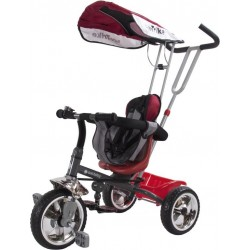 Rowerek trójkołowy Super Trike - czerwony