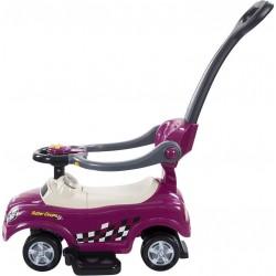 Jeździk Quick Coupe - fioletowe