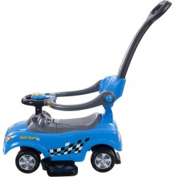 Jeździk Quick Coupe - niebieskie