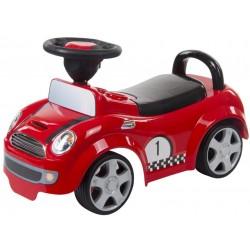 Jeździk Rebel - czerwony