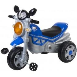 Jeździk motocykl Chopper - niebieski