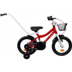"""Rowerek BMX 14"""" Junior czerwony"""