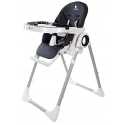 Krzesełko do karmienia Fidi czarne