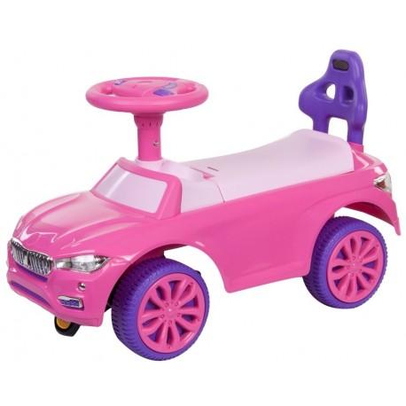 Jeździk Ranger - różowy