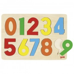 Puzzle z cyferkami