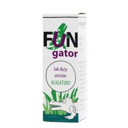 FUNgator - eksperyment dla dzieci z krokodylem