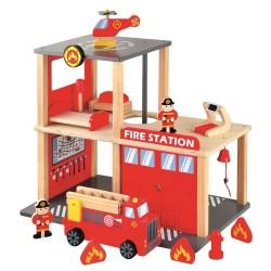 Bino remiza strażacka