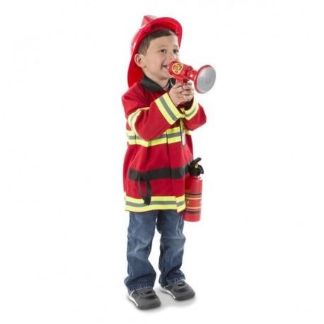 Przebranie strażak
