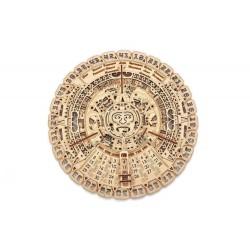 Kalendarz Majów do składania