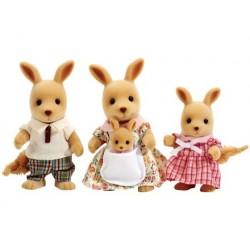 Sylvanian Families Rodzina kangurków