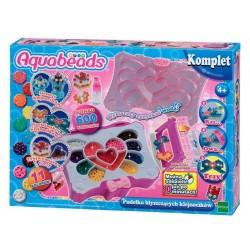 Aquabeads Pudełko błyszczących klejnocików