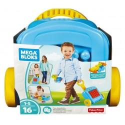 Mega Bloks Mobilna walizeczka z klockami