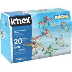 K'nex Imagine 20 modeli - zestaw konstukcyjny