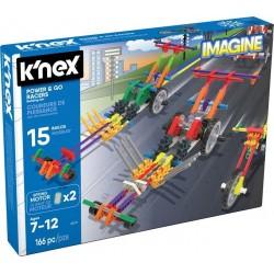 K'nex Imagine wyścigówki - zestaw konstrukcyjny