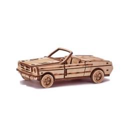 Kabriolet puzzle 3D Wood Trick