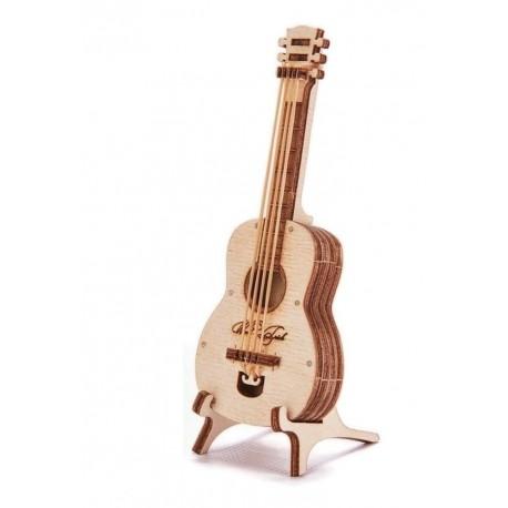 WoodTrick Puzzle mechaniczne gitara