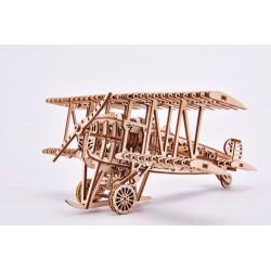 Puzzle 3D Wood Trick samolot