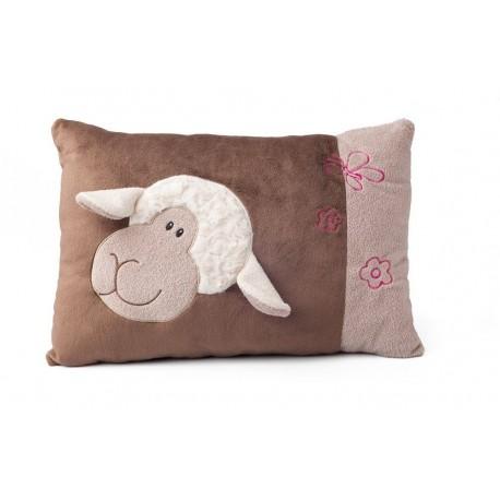 Poduszka dekoracyjna z owieczką Olivia