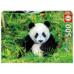 Puzzle Panda 500 el.