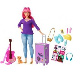 Barbie Dreamhouse Adventures Daisy w podróży Lalka