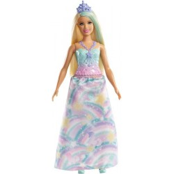 Barbie Dreamtopia Lalka Księżniczka