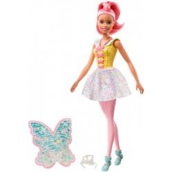 Barbie Dreamtopia Lalka Wróżka podstawowa