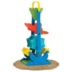 Słoneczna piramida – Zabawka do wody i piasku