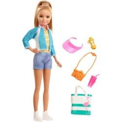 Barbie Dreamhouse Adventures Stacie w podróży Lalka
