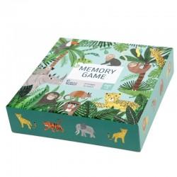 Petit Monkey - Jungle Animals memory
