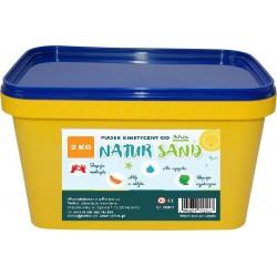 Piasek kinetyczny 2 kg NaturSand - polski piasek