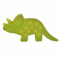 Tikiri - Zabawka gryzak Dinozaur Baby Triceratops (Trice)
